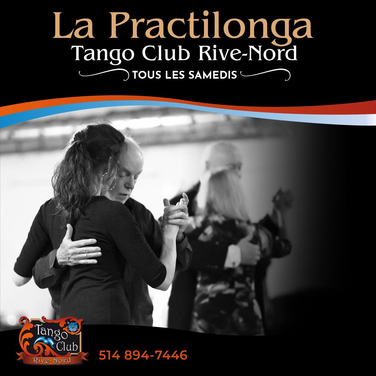 la practilonga tango club rive nord